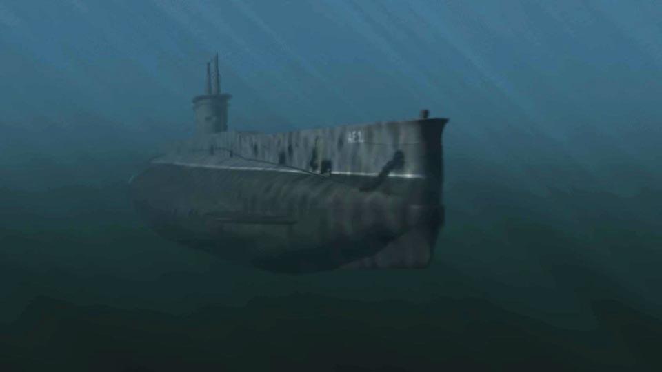 AE2: Gallipolis Submarine
